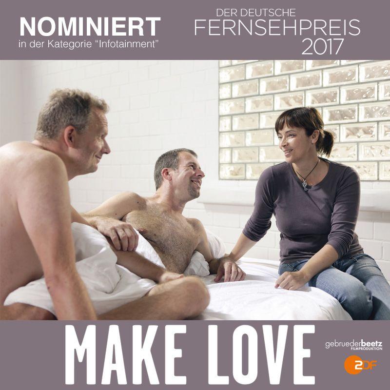 Nominierung für Deutschen Fernsehpreis